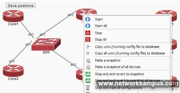 network laboratuvar ortamları IOU
