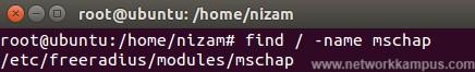 Ubuntu dosya arama
