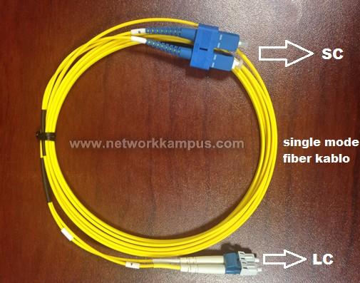 SC-LC sarı renk single mode kalın=sc ince=lc
