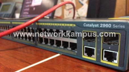 authenticator cisco 2960 switch