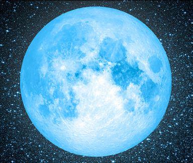 Ay Bir Işık Kaynağı Mıdır?