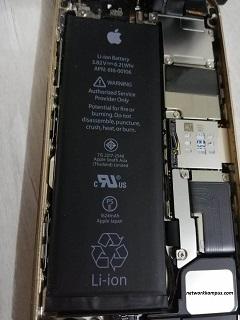 deji iphone se 1800 mah batarya değişimi