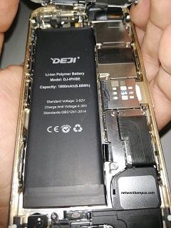 deji iphone se 1800 mah batarya incelemesi değişim